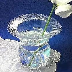 可乐瓶(塑料瓶)DIY漂亮花瓶的教程