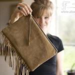 女士气质手提包包手工制作教程
