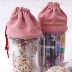 废弃可乐瓶、塑料瓶DIY创意收纳瓶的教程
