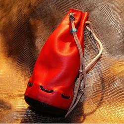 废弃大铁茶杯手工DIY漂亮手提包的教程
