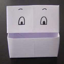 简单纸盒的手工制作方法