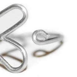 <font color='#FF6633'>心形戒指铁艺制作方法</font>