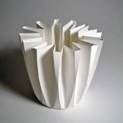 几何立体折纸作品欣赏