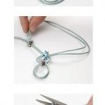 女生漂亮手链的编制方法教程