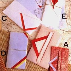 5种礼袋的折纸方法