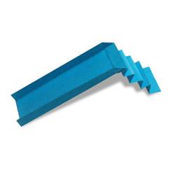 滑梯折纸方法