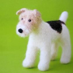 羊毛毡手工制作小动物
