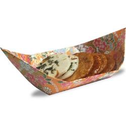 小船形状的小盒子折纸方法