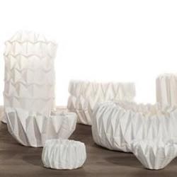 折纸陶瓷器皿