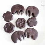 自制巧克力模具的方法
