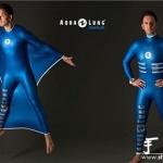充满创意的海底滑翔衣