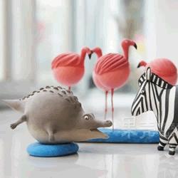 黏土手工DIY肥胖版动物世界