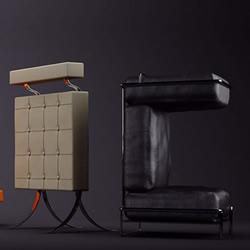��意版式字母家具