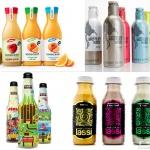饮料瓶包装设计欣赏