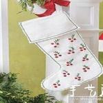 手工制作圣诞袜