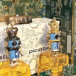 废弃电脑零配件做成的创意饰品