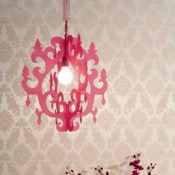 巴洛克风格吊灯的DIY手工制作方法