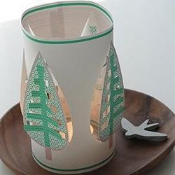 手工制作的纸灯 感受原始淳朴之美