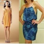 礼服连衣裙的DIY方法