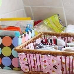 环保小制作:废旧纸盒自制漂亮收纳箱