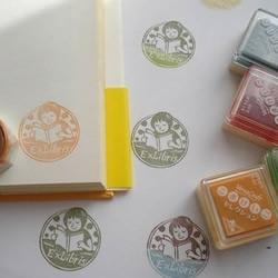 DIY版画藏书票教程 藏书票的制作方法