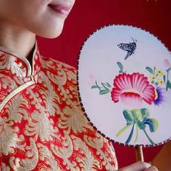 手工绣花的九种基本织法