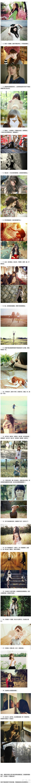 19招攝影小技巧,輕鬆把女朋友拍出文藝范兒~