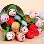DIY甜蜜的布艺糖果花 重拾童年的美好时光