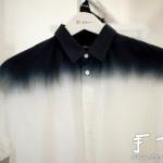 简单衣服印染DIY出彩效果