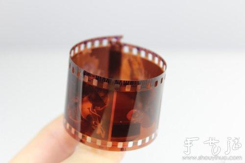 DIY膠片燭環 回味舊日美好時光