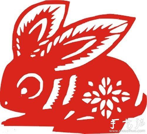 十二生肖剪纸图案大全 -  www.shouyihuo.com