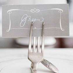 精美勺子和叉子的另类经典用法
