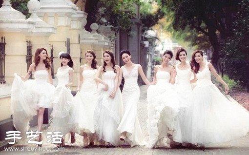 66个婚礼小创意 让喜庆时刻成永恒~ -  www.shouyihuo.com