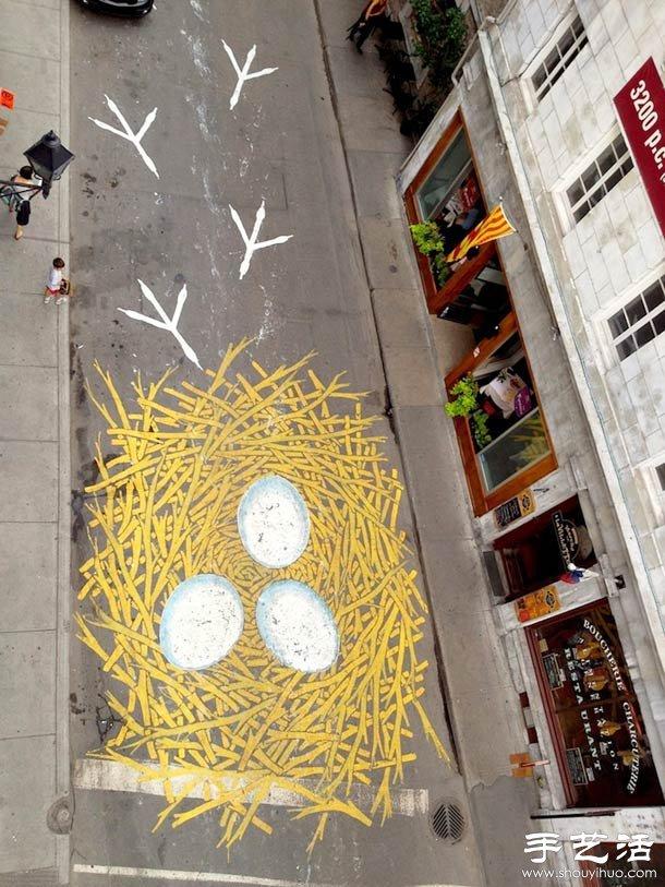 街頭塗鴉 創意DIY讓生活更美好