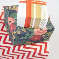 礼品盒制作教程 礼品盒DIY方法