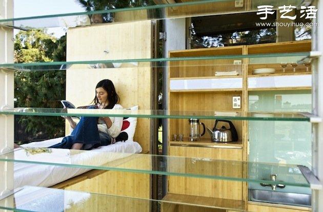 集装箱改造DIY美好家居 -  www.shouyihuo.com