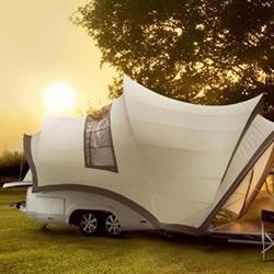 成为敞篷车上的住客 感受激动人心的浪漫