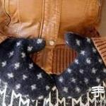 旧毛衣变废为宝手工制作漂亮手套
