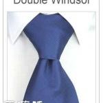商务等特定场合领带打法——温莎结