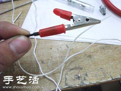 汽车专用试灯制作方法 -  www.shouyihuo.com