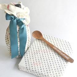 DIY创意包装茶巾 传递你想表达的话