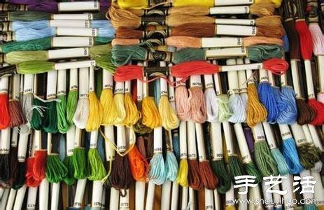 8种十字绣线号转换表 -  www.shouyihuo.com