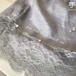 蕾丝+短裤 森女系性感短裤改造教程
