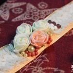 树脂花DIY美丽头带