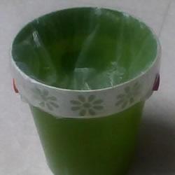 垃圾桶环保DIY 可以套上各种大小塑料袋
