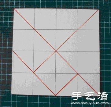 七巧板製作教程 七巧板的製作方法