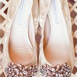 新娘挑选漂亮舒适鞋子的诀窍
