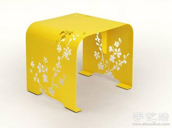 剪紙風格的家居裝飾設計DIY