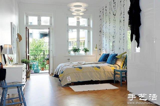 北歐風格現代家居裝修設計