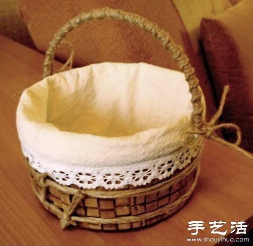 - Decorar cestas de mimbre paso a paso ...
